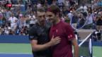Video «Federer out» abspielen
