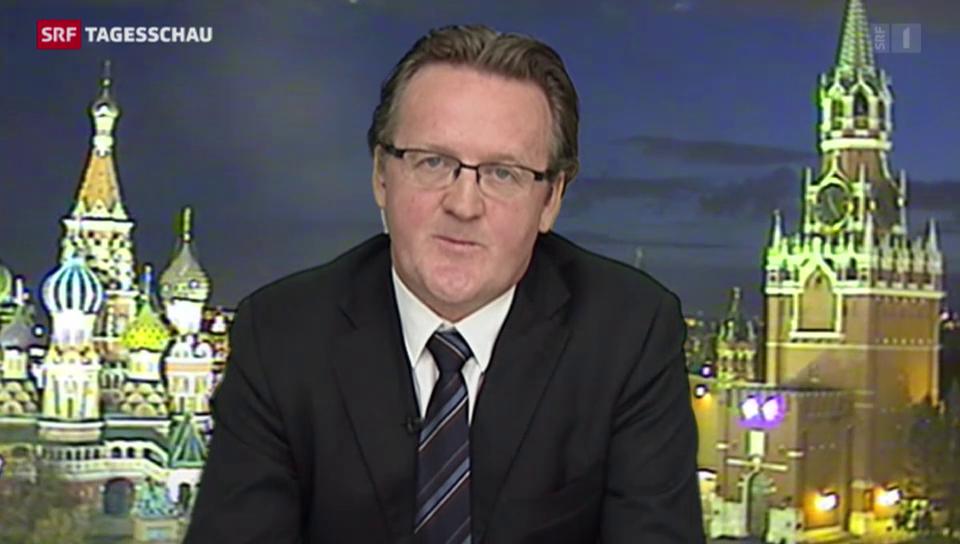 Einschätzungen von Christof Franzen, SRF-Korrespondent