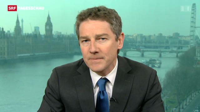 Peter Balzli gibt Einblick in die Reaktionen auf Thatchers Tod