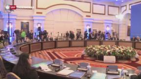 Video «Syrien-Gespräche in Astana» abspielen