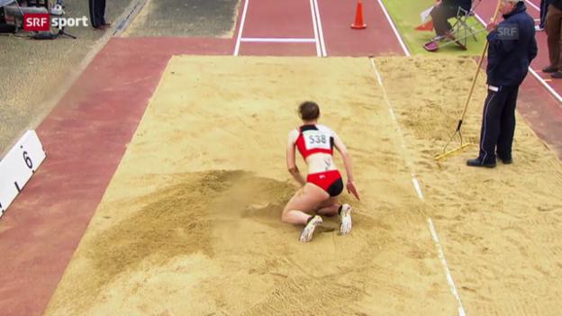 Video «Schweizer Leichtathletik in der Krise («sportlounge»)» abspielen