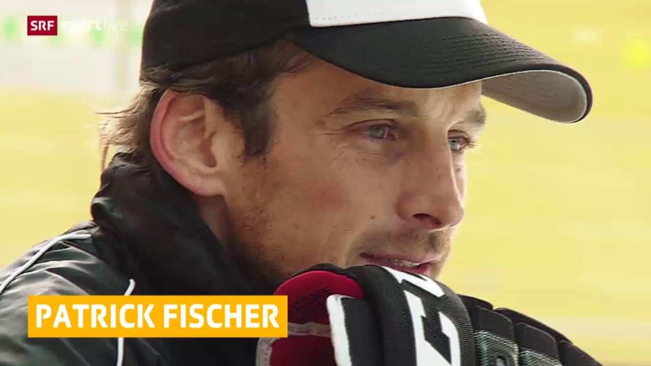 Eishockey: Patrick Fischer nicht mehr Trainer von Lugano