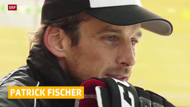 Video «Eishockey: Patrick Fischer nicht mehr Trainer von Lugano» abspielen