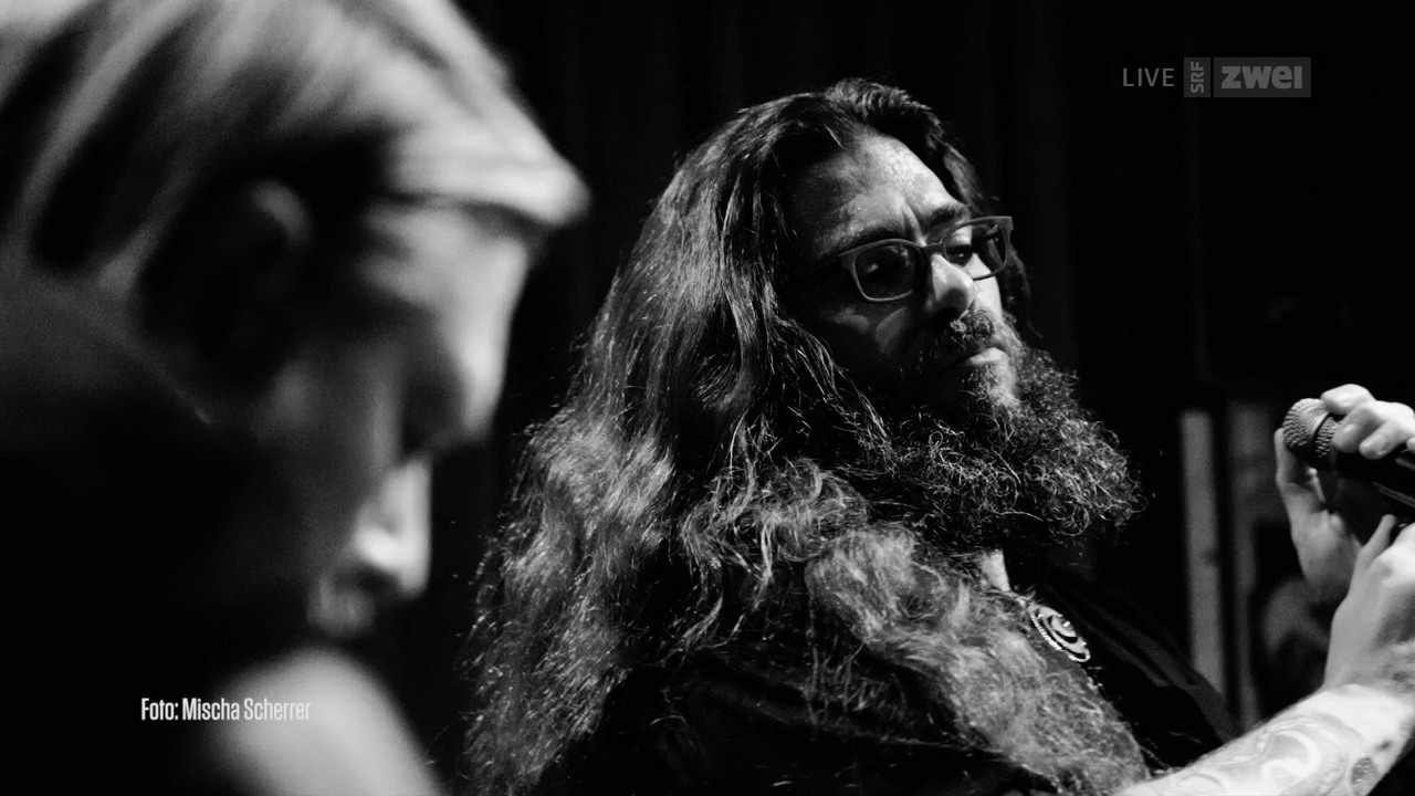 Swiss Music Awards 2018: Tribute Award für Martin Stricker von Celtic Frost