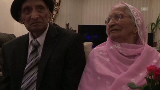 Video «Der 90. Hochzeitstag (englisch)» abspielen