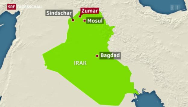 Video «IS auf dem Vormarsch» abspielen