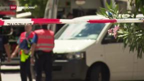 Video «Internationale Fahndung nach Kettensäge-Angreifer» abspielen