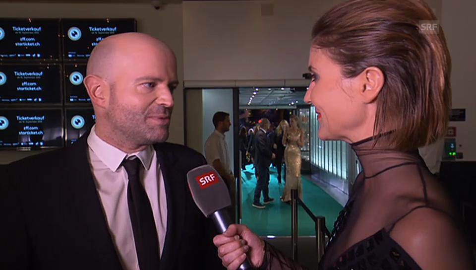 Marc Forster im Interview mit Annina Frey