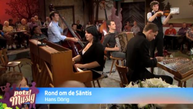 Video «Rond om de Säntis - Hans Dörig» abspielen