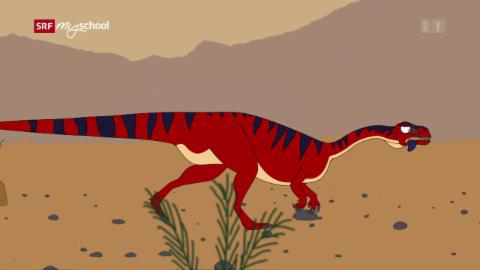 Ralph und die Dinosaurier: Unaysaurus (21/26)