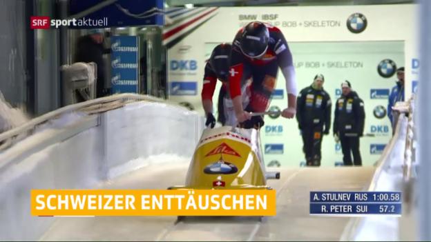 Video «Die Wintersport-News des Tages» abspielen