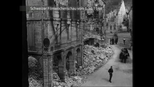 Video «Vom 6. Oktober 1944» abspielen