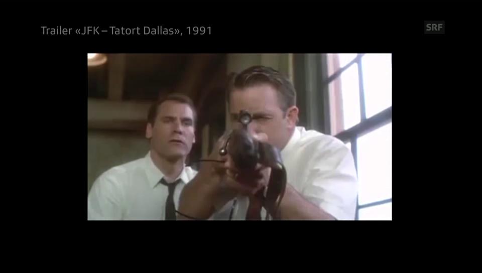 Trailer «JFK – Tatort Dallas», 1991