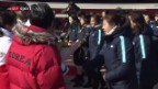 Video «Korea vereint: Harmonie dank Olympia?» abspielen