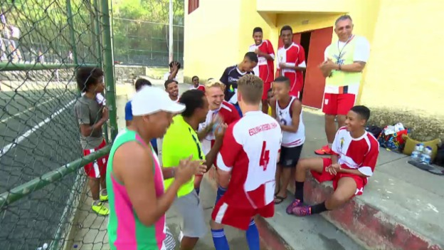 Video «Fussballer, Brasilien» abspielen