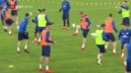 Video «Die Nordiren vor dem Barrage-Rückspiel» abspielen