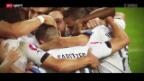 Video «Das österreichische Team vor der EURO» abspielen