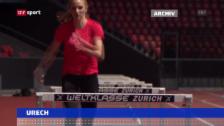 Video «Keine WM für Lisa Urech» abspielen