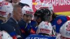 Video «Out gegen Liberec: ZSC Lions gelingt kein Tor» abspielen