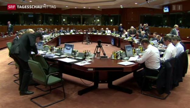 Video «Der 2. Tag des EU-Gipfels» abspielen