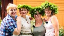 Video «Wenn Landfrauen reisen 1/3: Lettland» abspielen