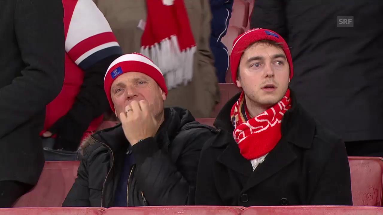 Fussball: Arsenal - Dinamo Zagreb
