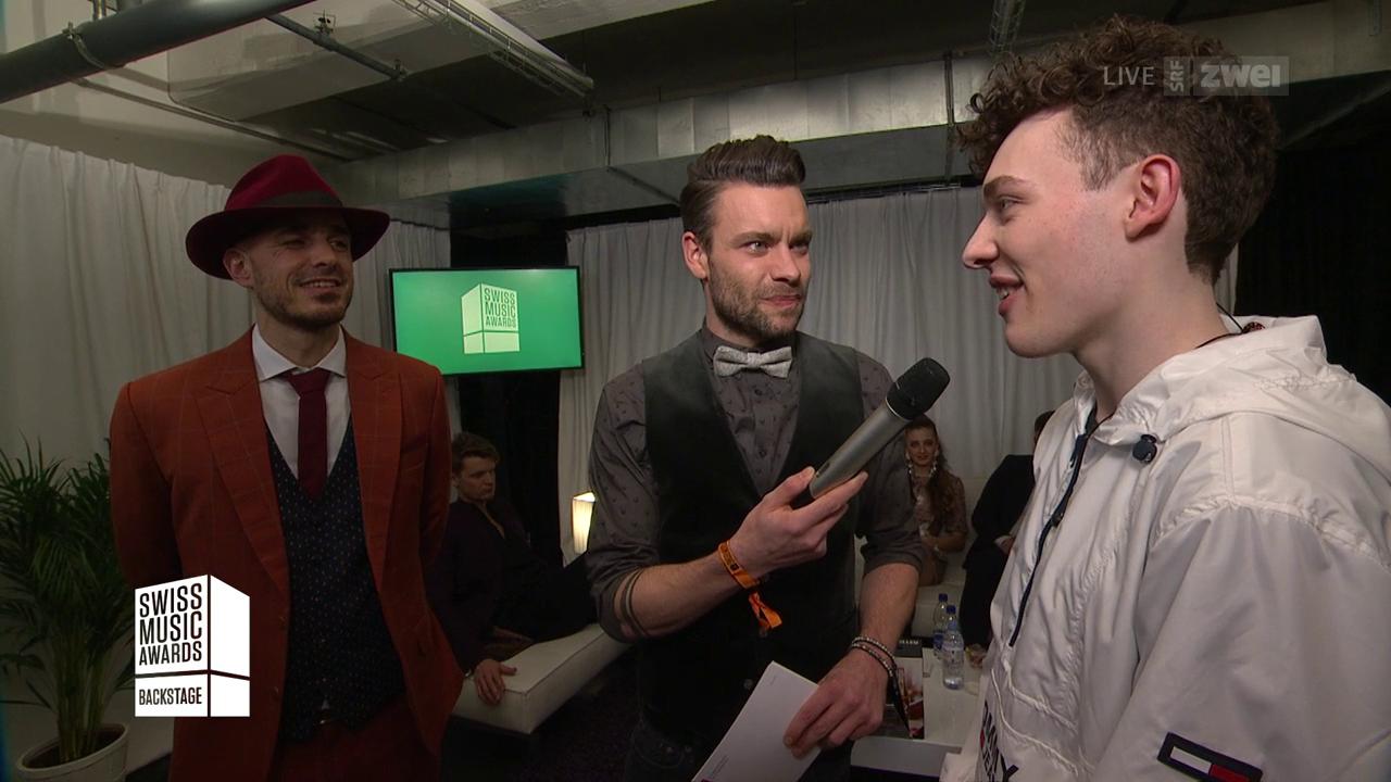 Swiss Music Awards 2018 - Die Backstage-Sendung