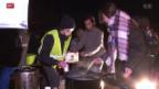 Video «Schweizer Helferin auf der Balkan-Route» abspielen