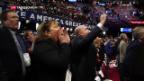 Video «Republikanische Partei gespalten» abspielen