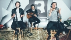 Video «Lo & Leduc «Uf u dervo» – SRF 3 Live Session» abspielen