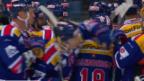 Video «Eishockey: NLA, 15. Runde, Kloten - Zug» abspielen