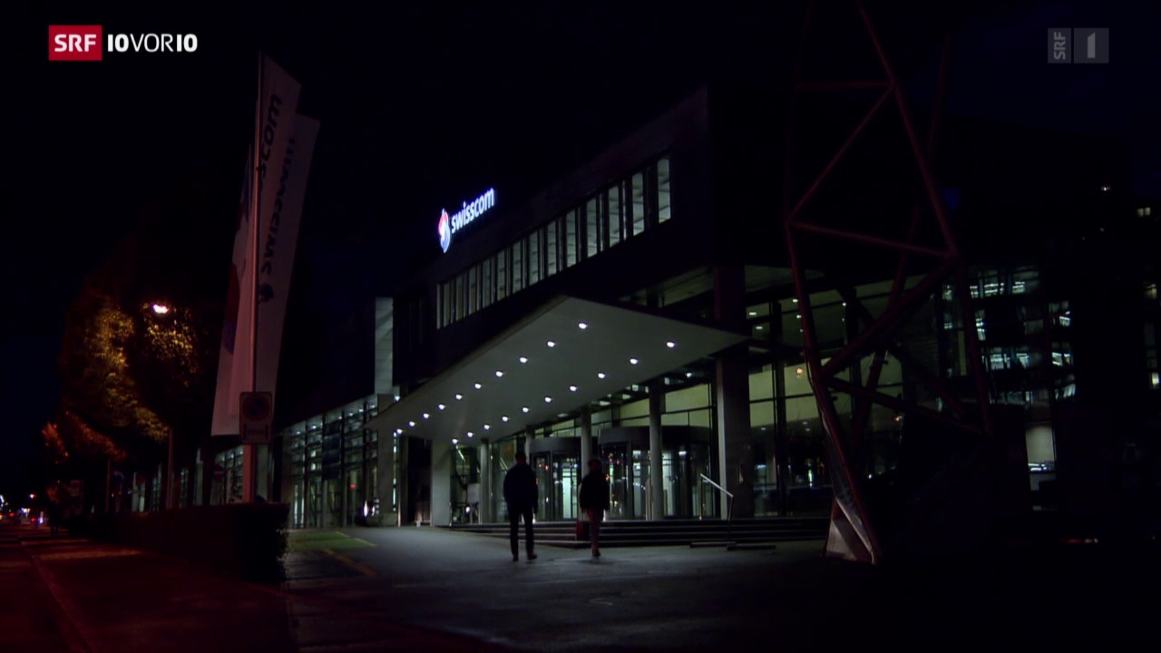 Swisscom zu Millionenbusse verurteilt