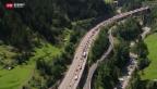 Video «20 Jahre Alpeninitiative: Der Kampf gegen den Verkehr geht weiter» abspielen