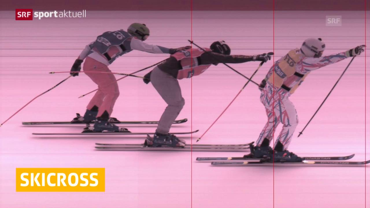 Skicross: Rückschlag für Schweizer