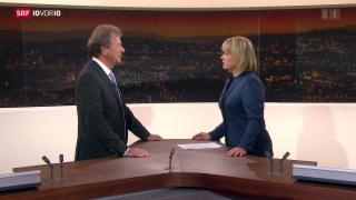 Video «Ist Blatter als Fifa-Präsident noch im Amt?» abspielen