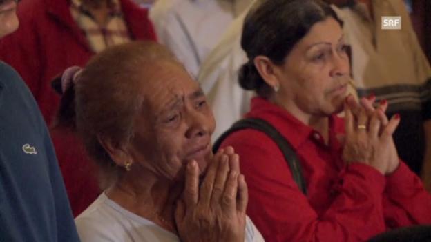 Video «Beten fuer Chavez (unkomm.)» abspielen