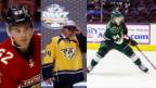 Video «NHL-Durchbruch für Malgin, Fiala oder Bertschy?» abspielen