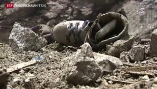 Video «Mehr als 7'300 Todesopfer » abspielen