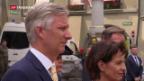 Video «Der König der Belgier besucht Bern» abspielen
