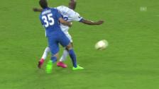 Video «Fussball: Europa League, Lech-Belenenses» abspielen