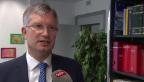 Video «Roland A. Müller: «Sind nun im NR besser vertreten»» abspielen