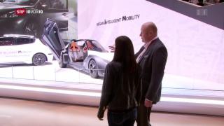 Video «FOKUS: Autosalon – die neusten Modelle» abspielen
