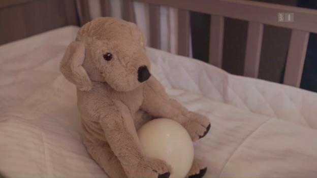 Video «Babyzimmer oder Büro?» abspielen