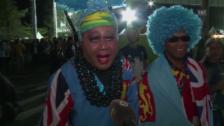 Video «Begeisterter Fidschi-Fan: «Habe meine Stimme verloren»» abspielen