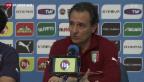 Video «England gegen Italien zum Auftakt» abspielen