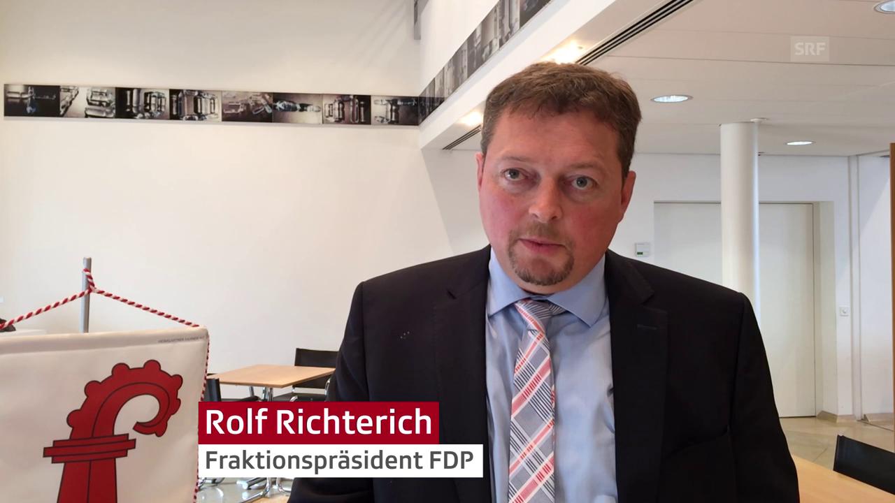 Rolf Richterich, FDP: Wichtigstes Ziel?