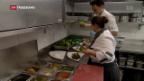 Video «Gastwirte sorgen sich vor Umsetzung der Zuwanderungsinitiative» abspielen