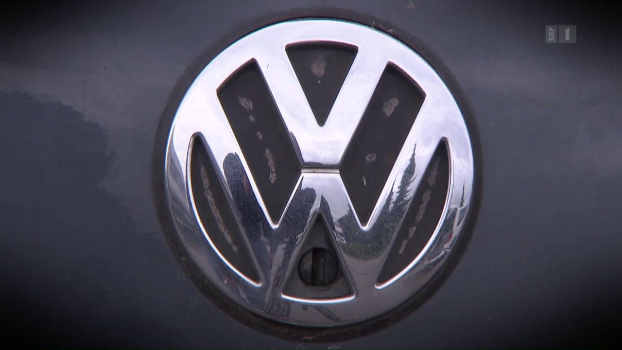 VW-Abgas-Skandal: Werden auch Schweizer Kunden entschädigt?