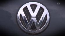 Video «VW-Abgas-Skandal: Werden auch Schweizer Kunden entschädigt?» abspielen