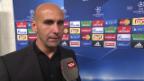 Video «Gladbach-Coach Schubert zum Spiel» abspielen